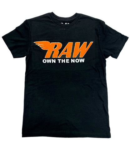 RAW Orange Crew Neck