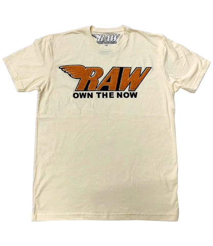 RAW Wheat Crew Neck