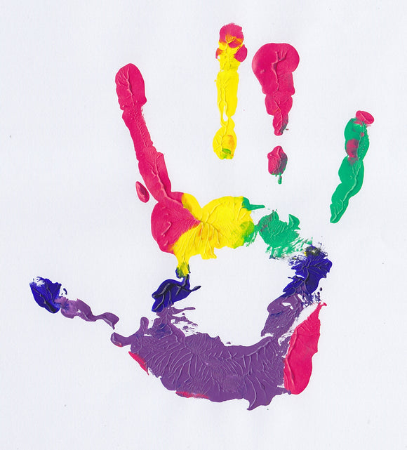 Hand Print and Footprint Collection