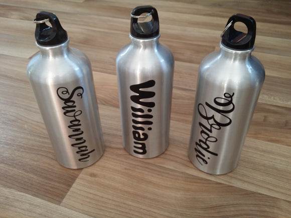 Personalised Drink Bottles
