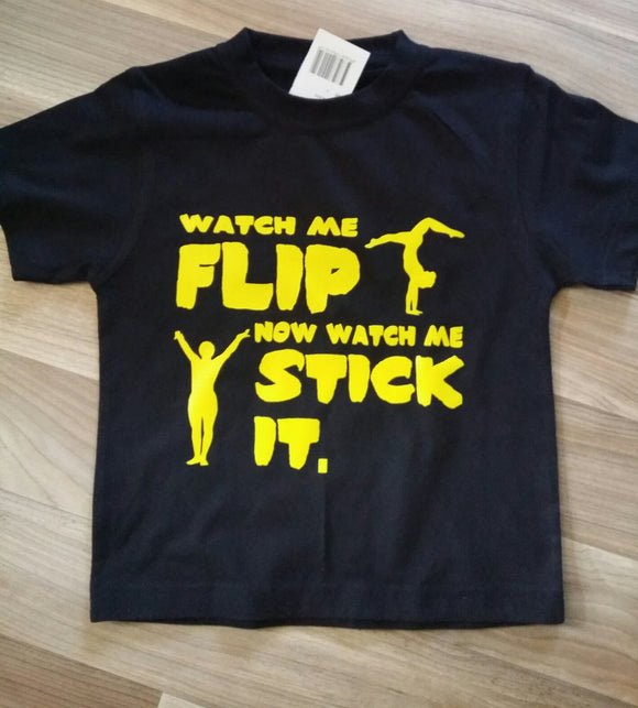 Gymnastics Shirts - Personalised