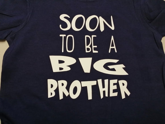 Soon to be a big brother Tee