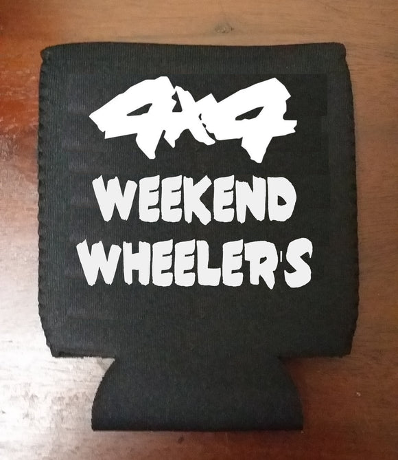 4x4 Weekend Wheeler's Stubby holder