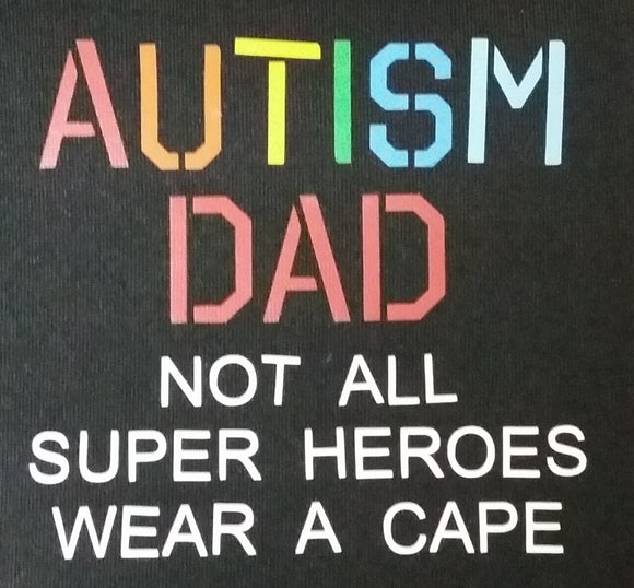 Autism Dad Design