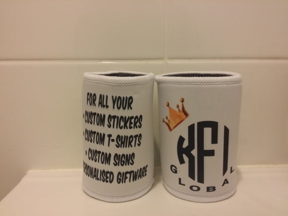 kfiglobal Stubby Holder - Wicked Wednesday