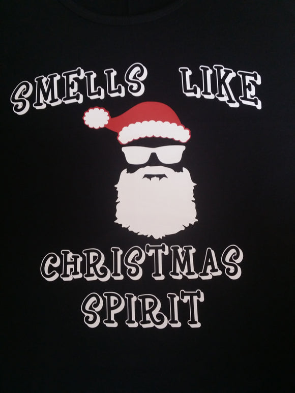 Smells Like Christmas Spirit Design