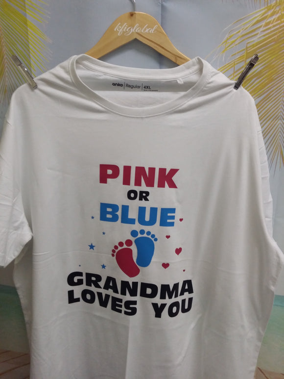 Pink or Blue Design