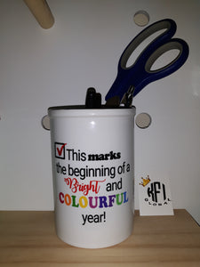 Personalised Pen / Pencil Holder
