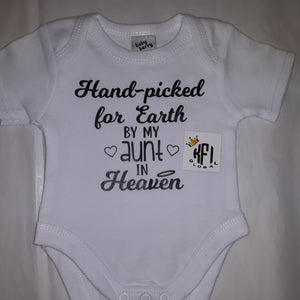 Hand-Picked for earth tee/onesie