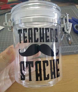 Personalised Lolly Jar
