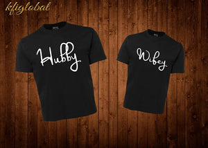 Hubby and Wifey Couples Set