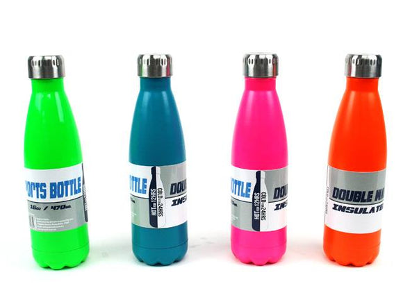 Personalised Drink Bottles - Fluro