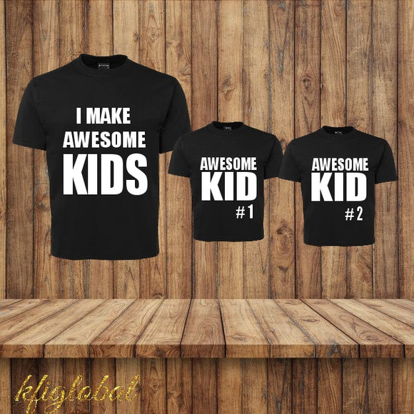 Awesome Kids Family Set