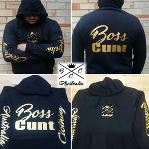 BOSS CUNT BCCA Design