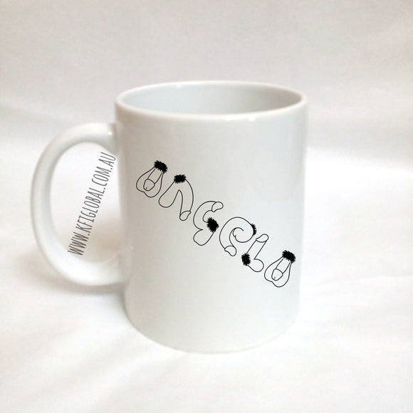 Personalised Penis Mug Design