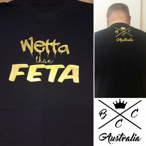Wetta than Feta BCCA Design