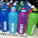 Personalised 1 Litre Drink Bottles