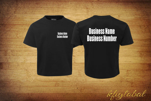 Business tee package Sleeve T-Shirt