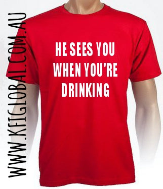 Adults Naughty Christmas t-shirts