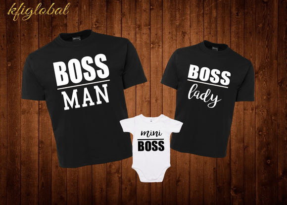 Boss Family Set