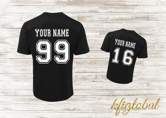 Your name Short Sleeve T-Shirt