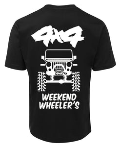 4x4 Weekend Wheeler's design 1
