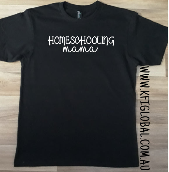 Homeschooling mama Design