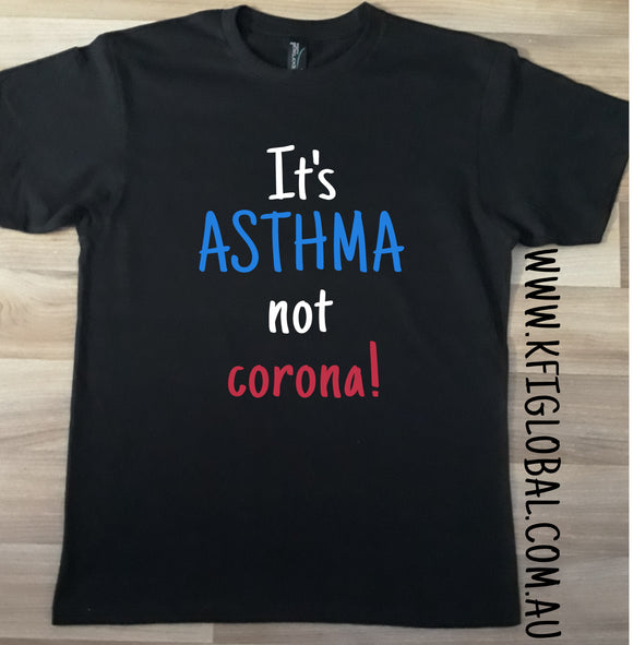 It's Asthma design - All ages