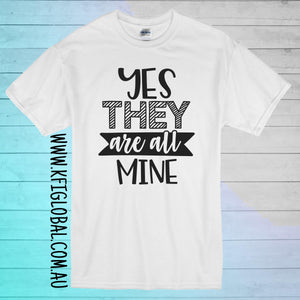 Yes they are all mine Design