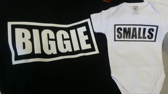Biggie and Smalls Set