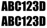 Boat Registration Stickers