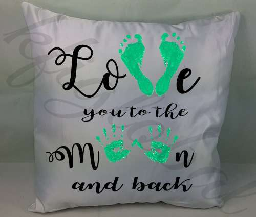 Love you to the moon and Back Design