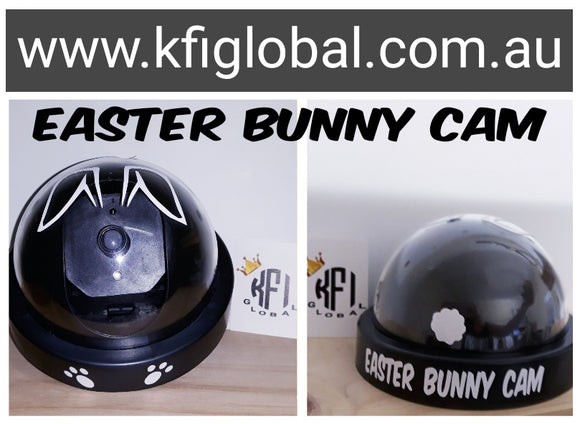 Easter Bunny Cam