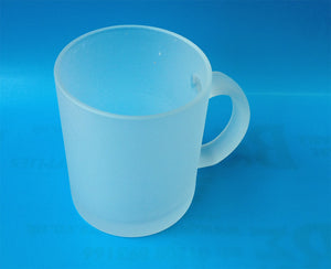 Custom Frosted Glass Mugs 11oz