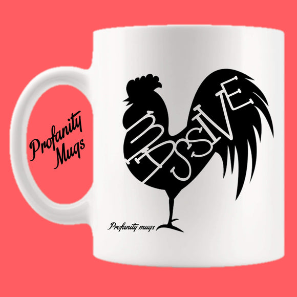 Massive Mug Design - Profanity Mugs