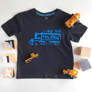 I like big trucks Tee