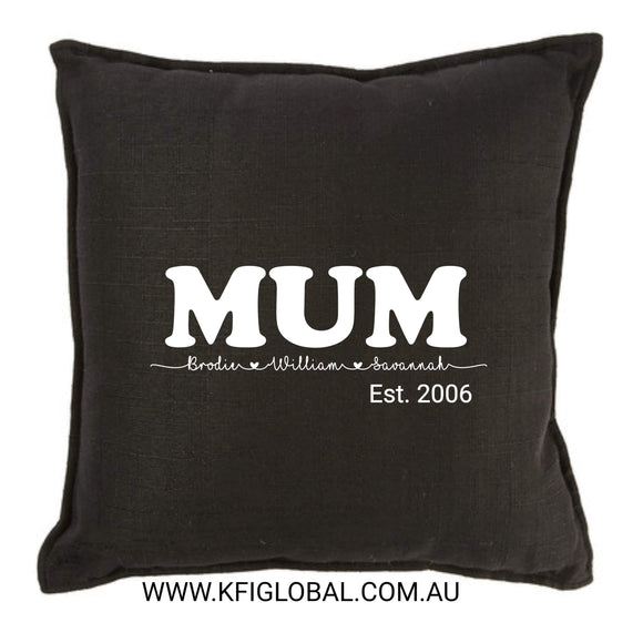 Family Established cushion - Pillow