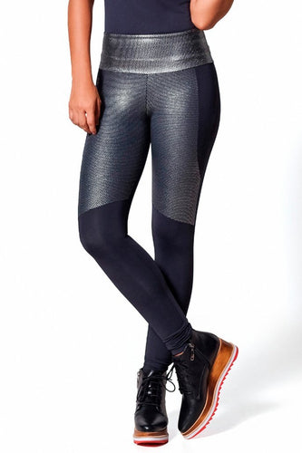 Energy Shimmer Paneled Legging