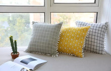 Mix & Match Pom Pom Pillow Covers!