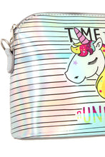Time To Be A Unicorn Cross Body Bag/Clutch
