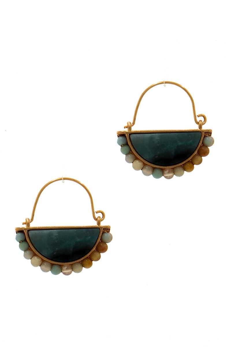 Boho Drop Earring