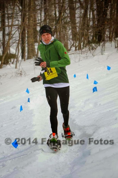 You can run on snow? Winter Snowshoe Running Guide