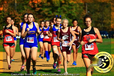 Race Photos | JV Girls | Maine-Endwell Invitational