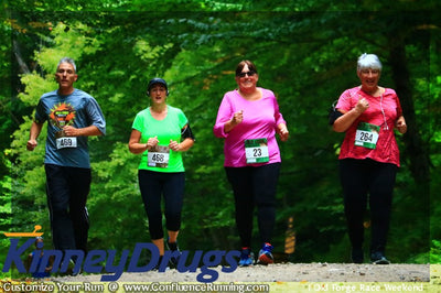 Race Photos | Old Forge 5k & 10k | Mid-Race