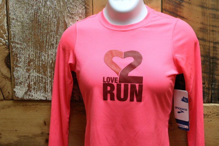 Love 2 Run Shirts