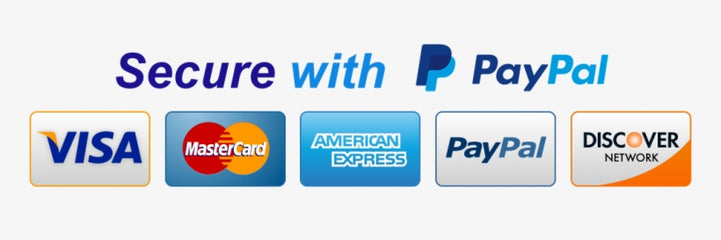 Pay for running shoes with Paypal Visa Mastercard American Express Discover and Amazon Pay