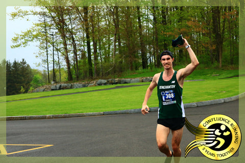 Jack Murphy Wins Binghamton University Triathlon