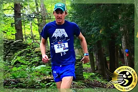 Michael Silby wins Fields, Forest, and Trails Race