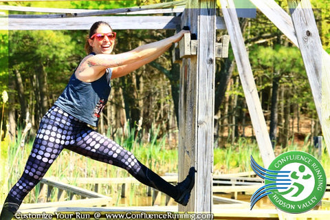 Newbsanity OCR Obstacle Course Racing Mud Gauntlet Silly OCR Girl