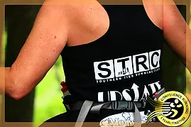 STRC Southern Tier Running Club races at Fields, Forest, and Falls Trail Race